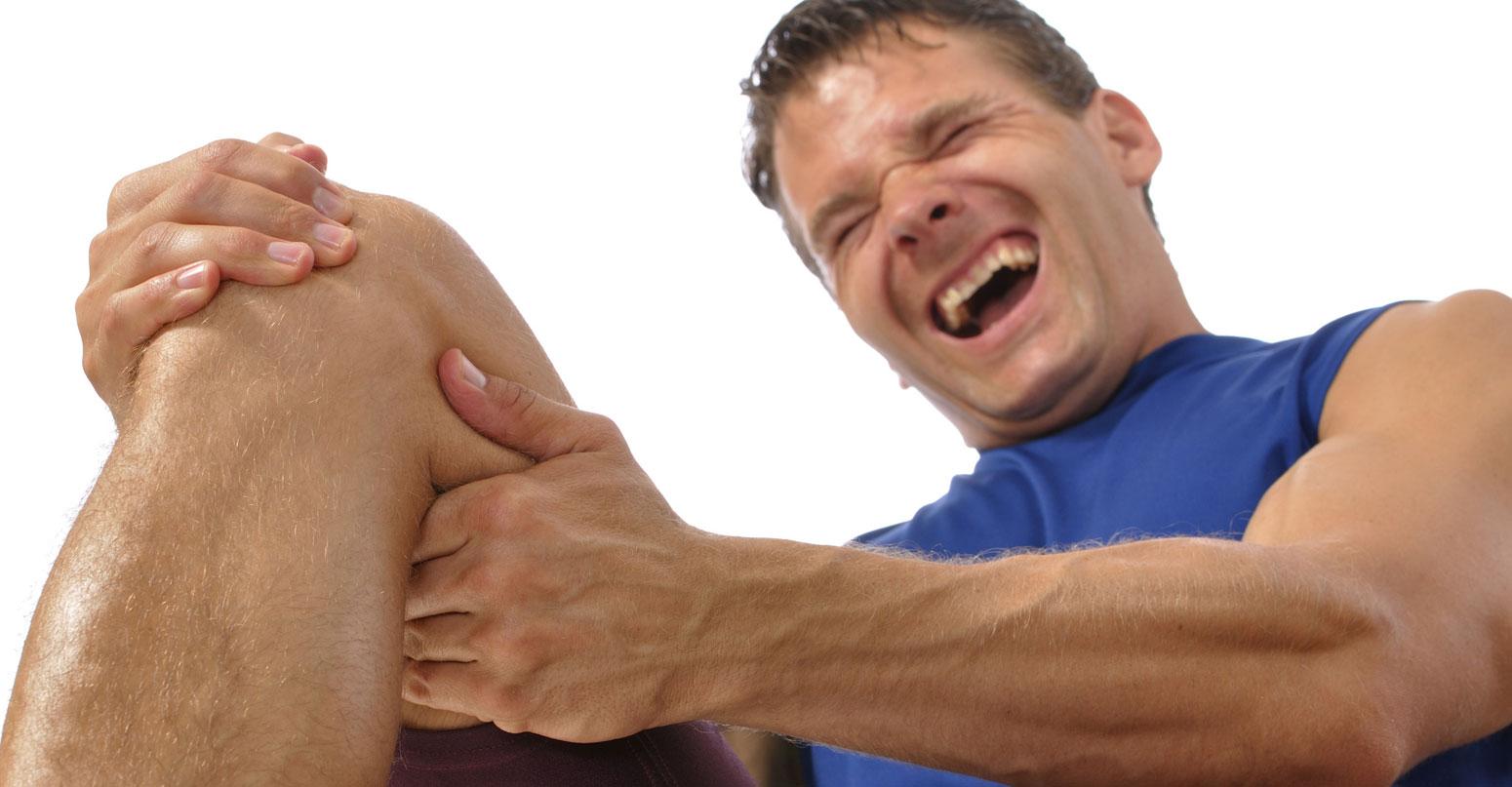 мышечные судороги из-за нехватки кальция