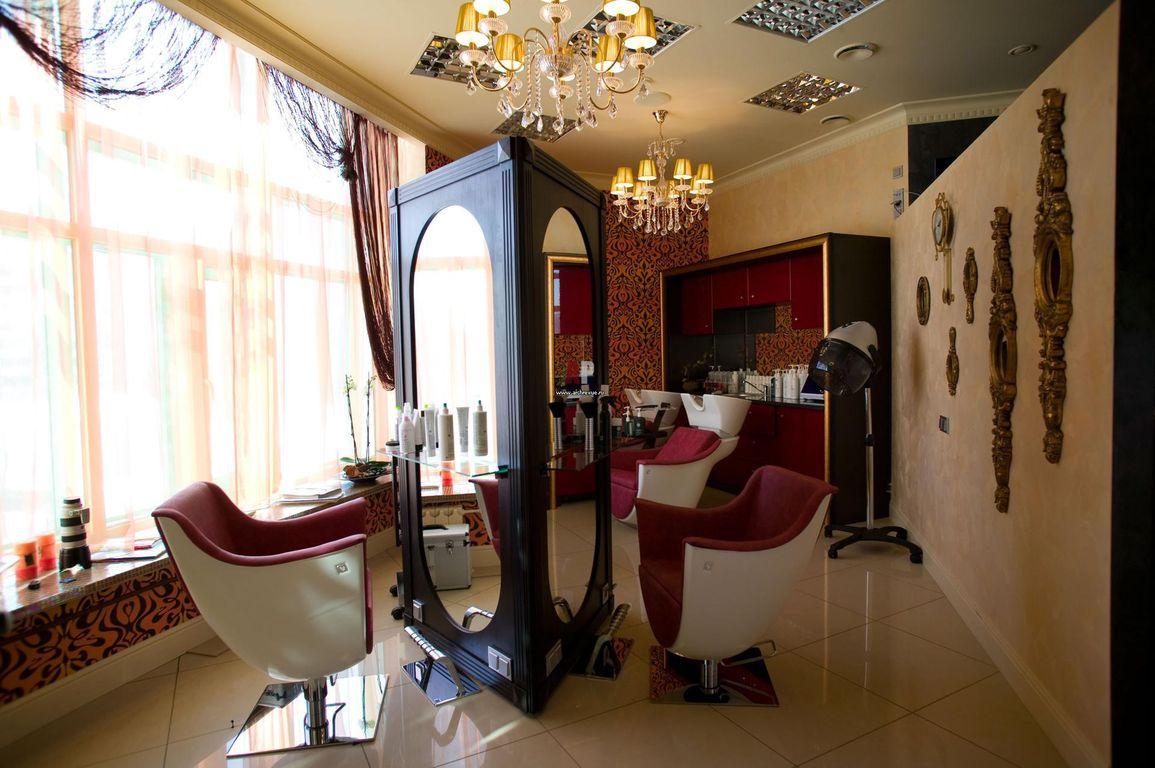 Модели мебели для парикмахерских