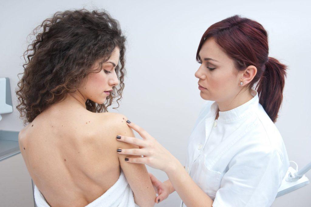 Болезни кожи actinomycosis