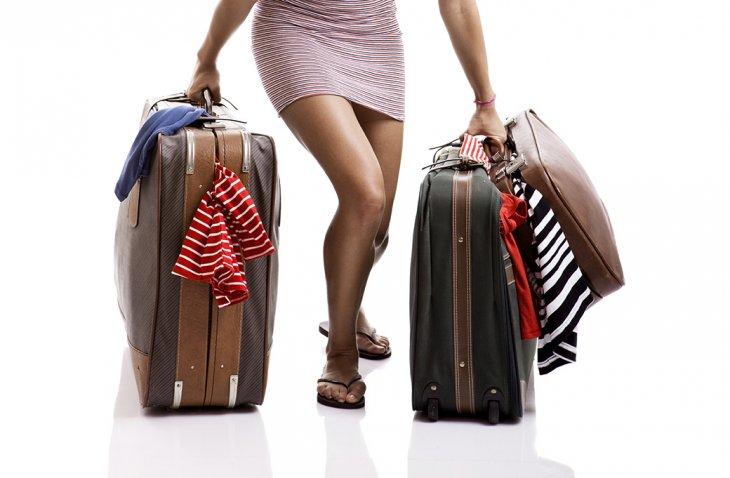 перевес багажа в аэропорту