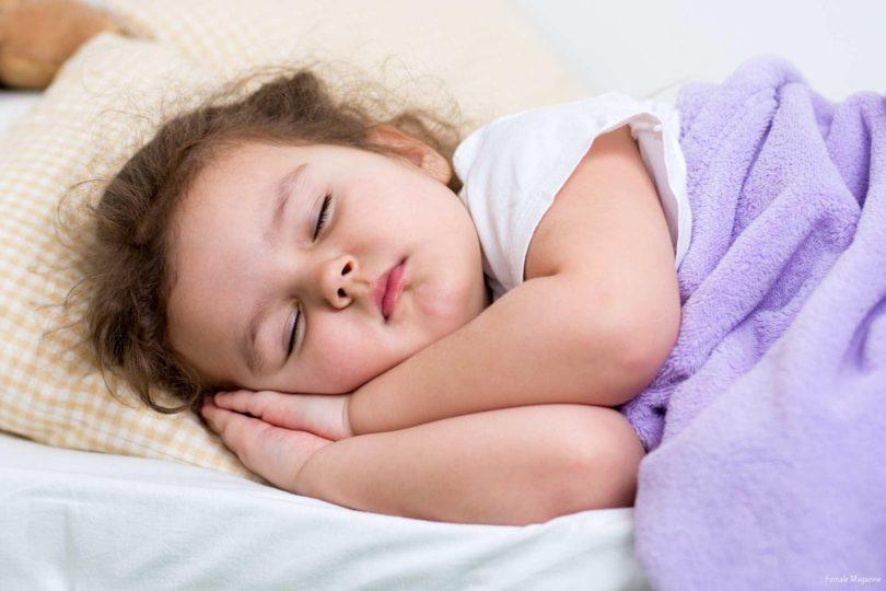 Как детское постельное белье влияет на сон