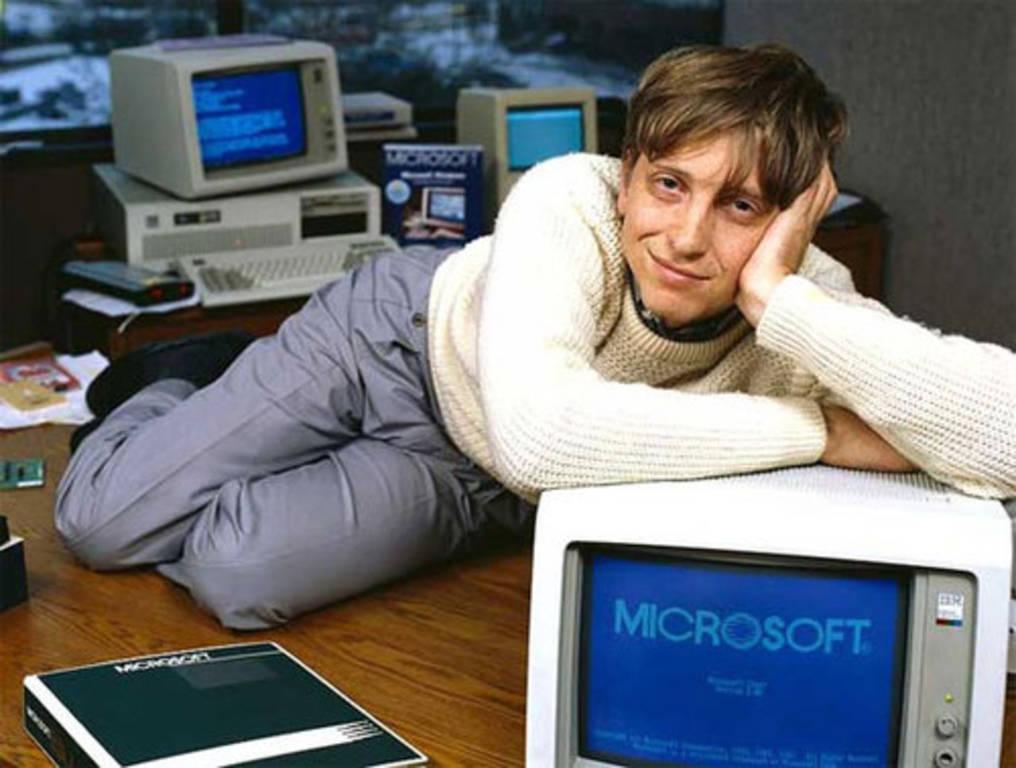 Как одевается Билл Гейтц