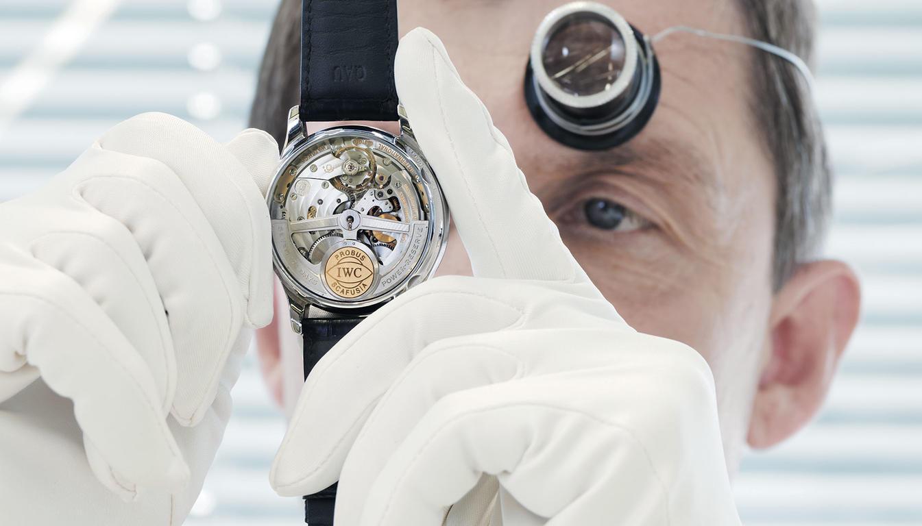 Правила ухода за механическими наручными часами