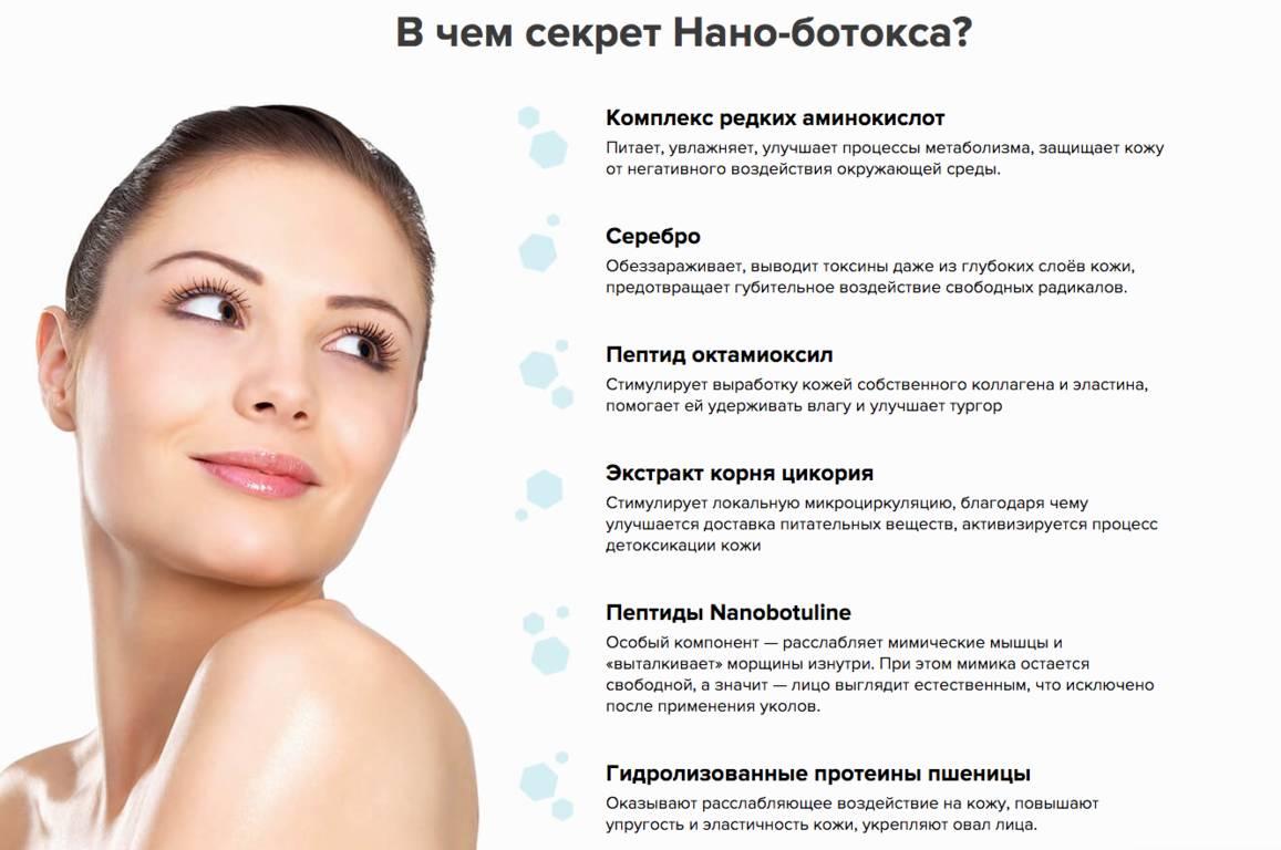 ботулинический токсин препарат