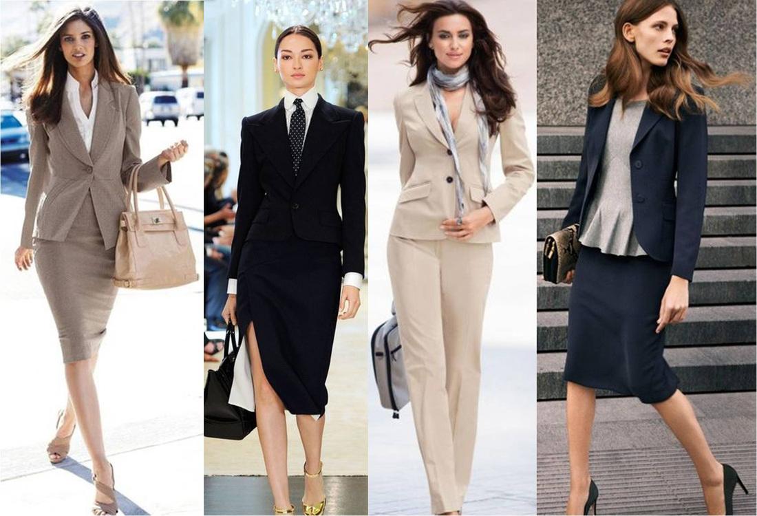 Деловой стиль женской одежды 2018 2019
