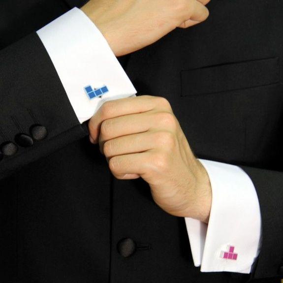 Модные запонки для мужчин