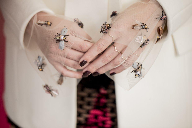 коллекция ювелирных украшений от Dior в винтажном стиле