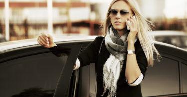 современный деловой стиль женщины