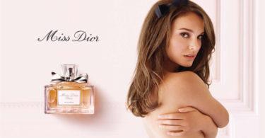 модные ароматы парфюма Christian Dior