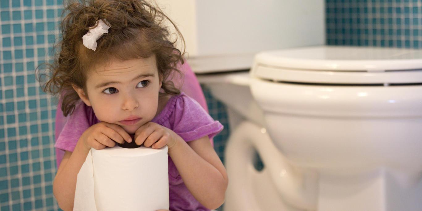 Реакция детского организма на клизму