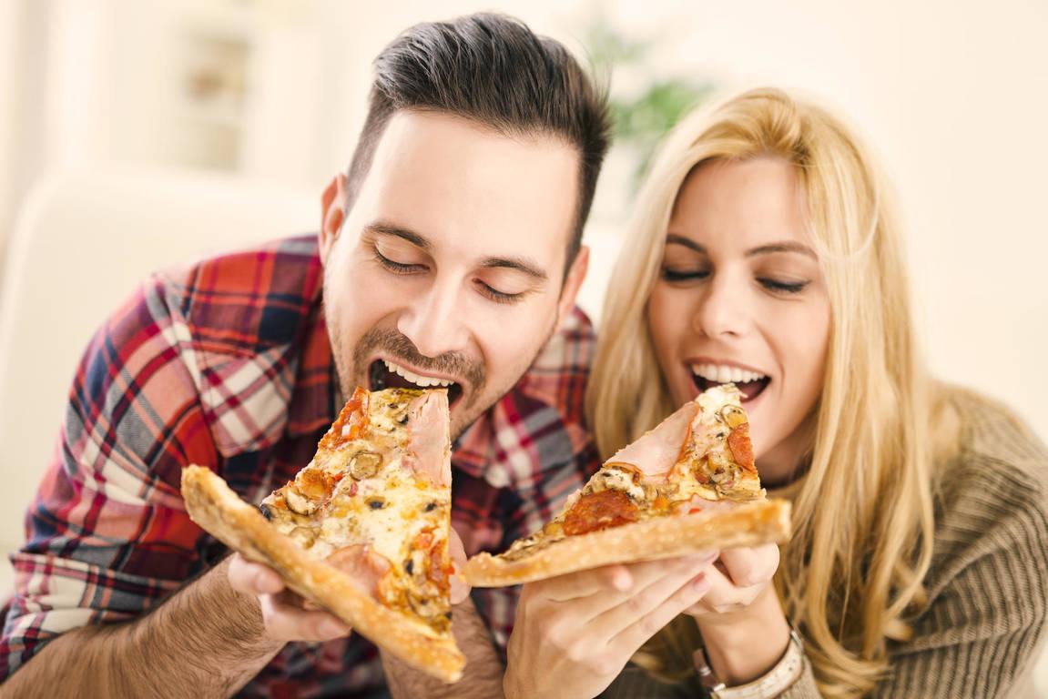 Пицца и интересные факты о пицце