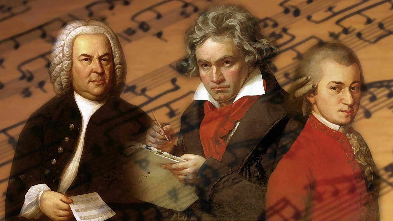 Музыка Моцарта для красоты и здоровья