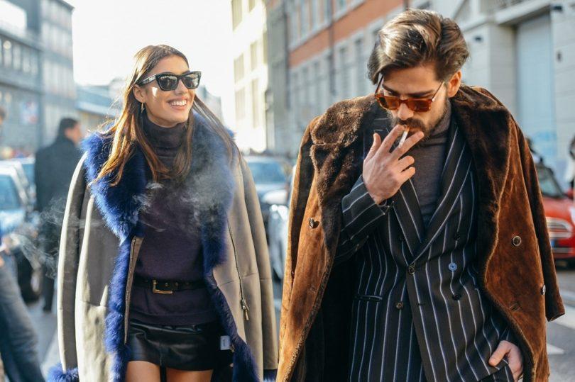 Мужская мода 2018 года