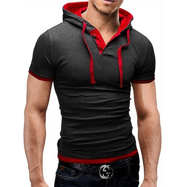 Виды современных мужских футболок
