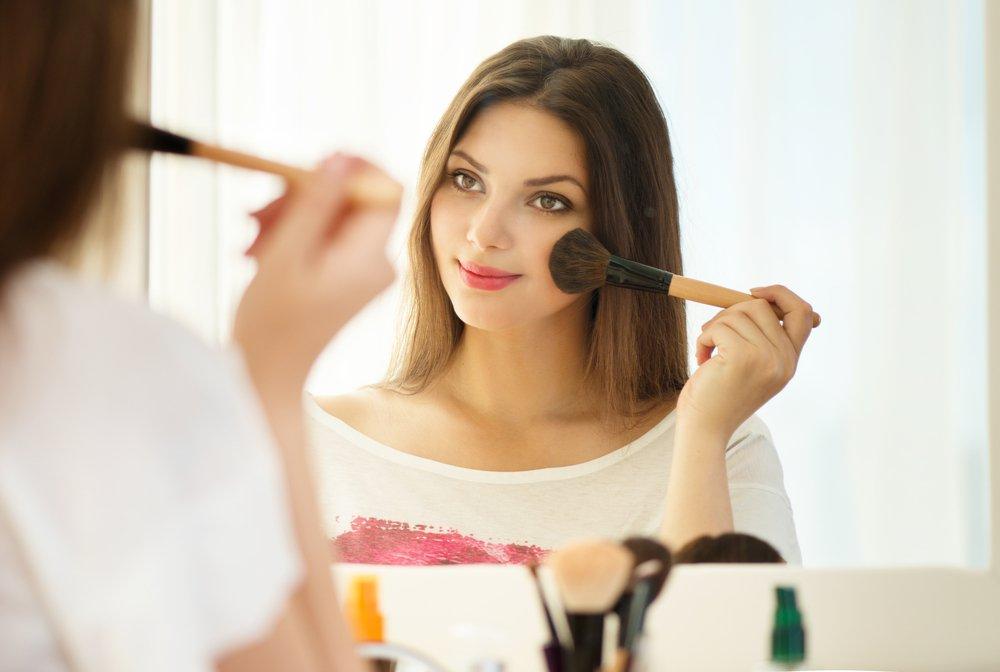 Виды профессиональной косметики для лица
