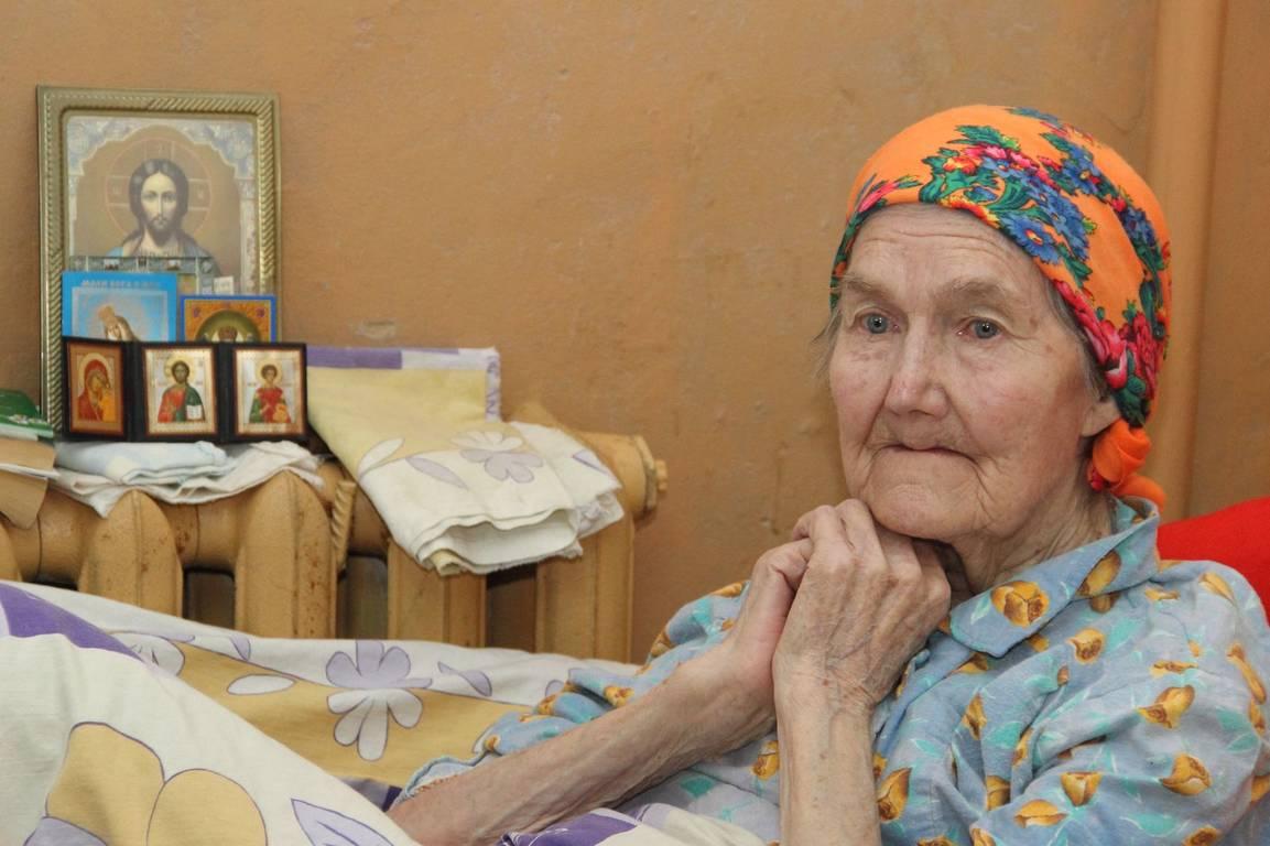Дом престарелых больница