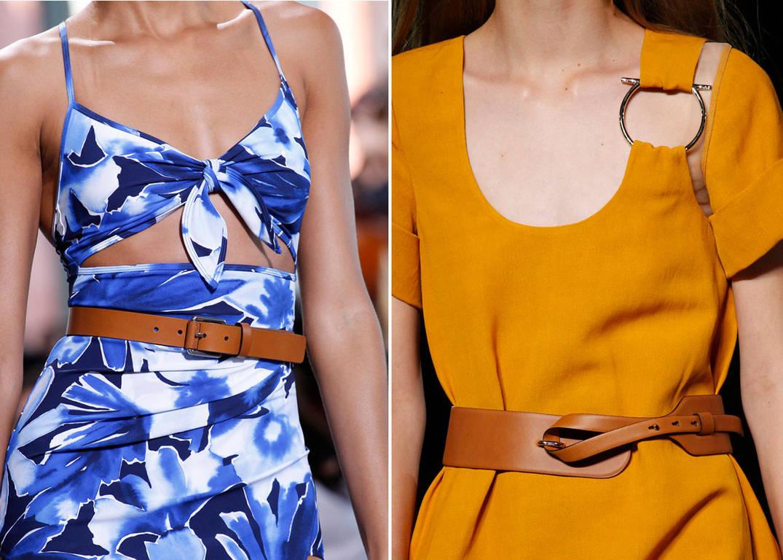 Модные женские ремни 2018 – 2019 года