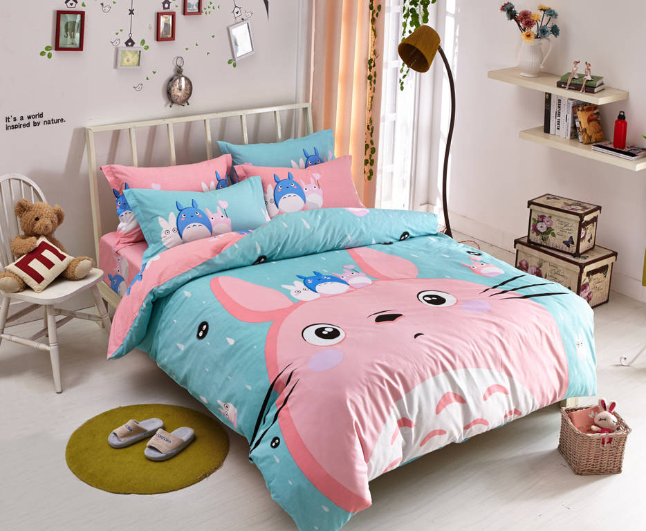 Какое должно быть постельное белье для ребенка