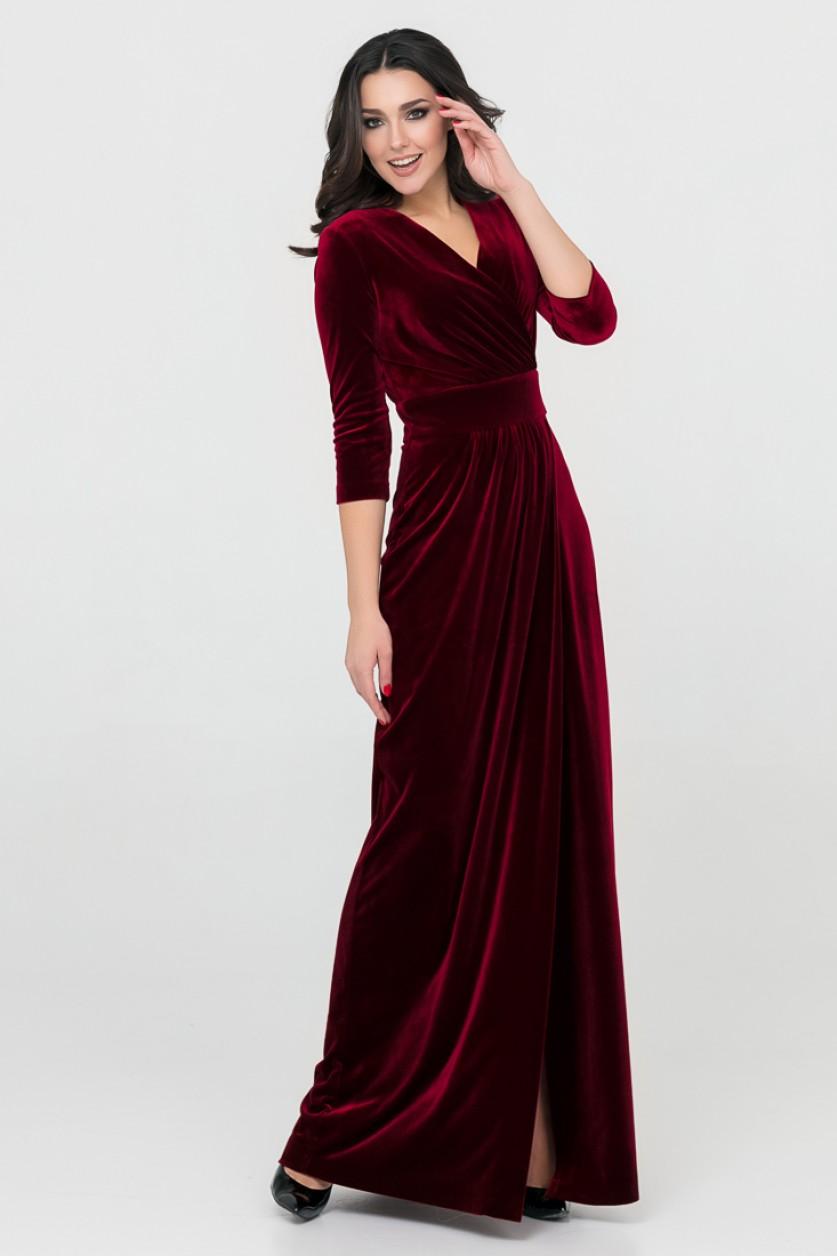 Модные виды вечерних платьев 2018