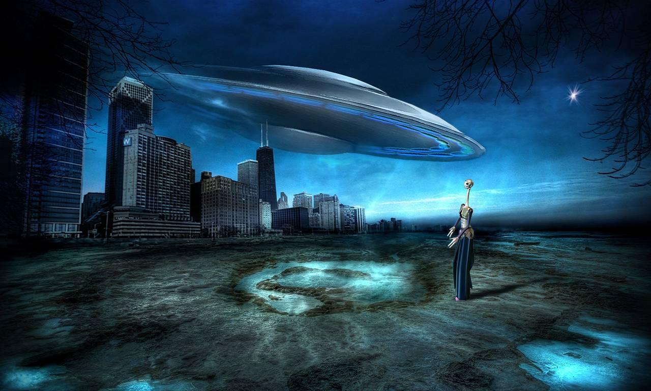 НЛО: загадки и тайны человечества 2018