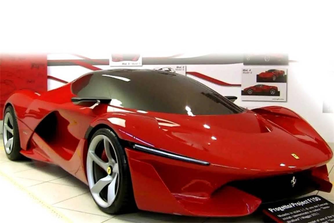 Ferrari F150 ТОП-10 самых быстрых автомобилей в мире