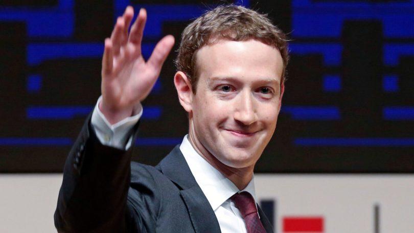 Самые богатые люди в мире 2018 Марк Цукерберг