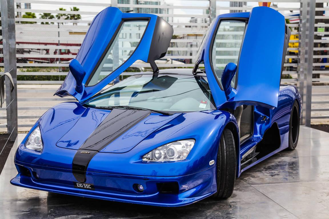 SSC Ultimate Aero TT ТОП-10 самых быстрых автомобилей в мире