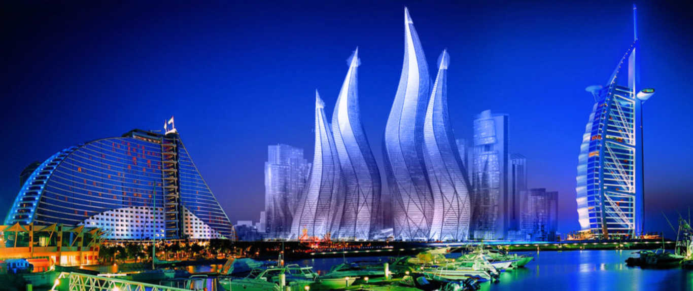 Дубай для путешественников