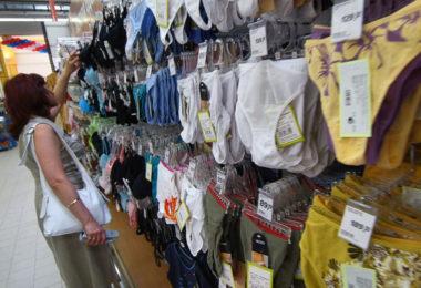 В Тернополе приняли закон о запрете продажи нижнего белья