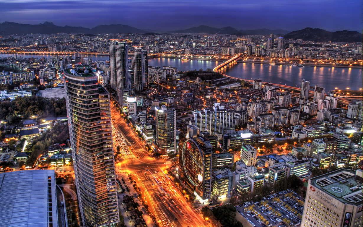 10самых увлекательных городов для туристов Сеул