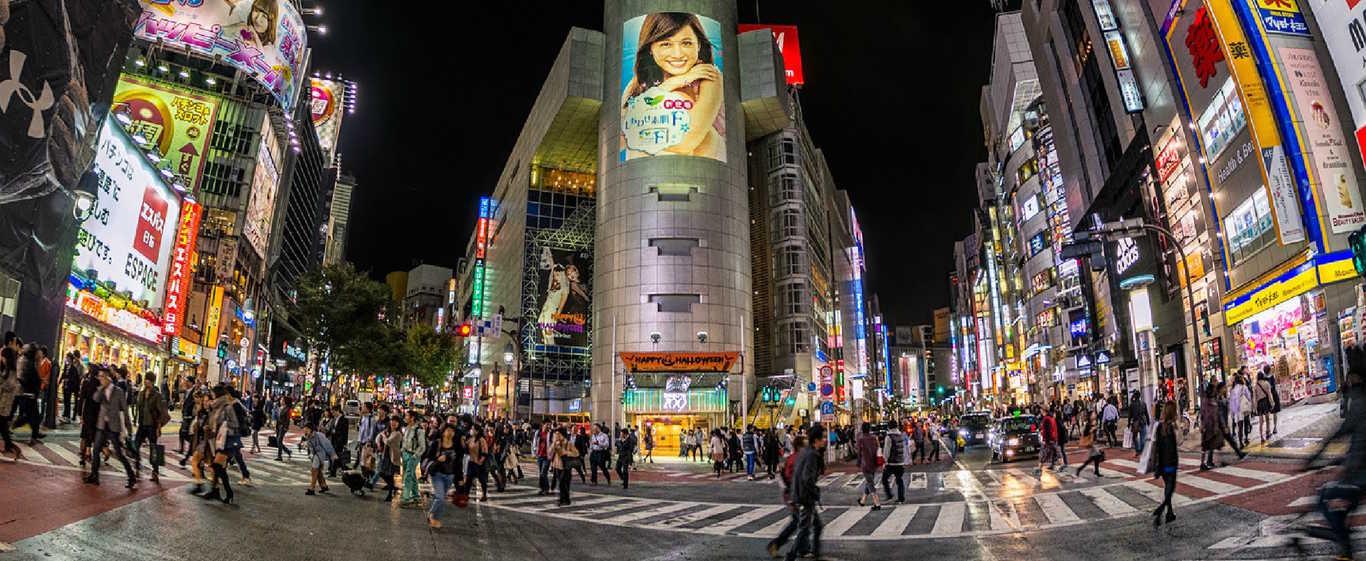 10самых увлекательных городов для туристов Токио