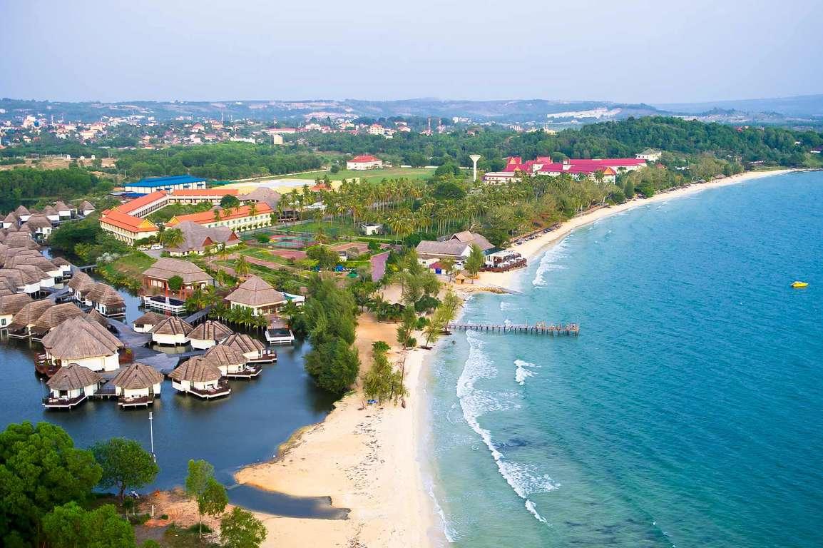 самые дешевые страны для отдыха Камбоджа