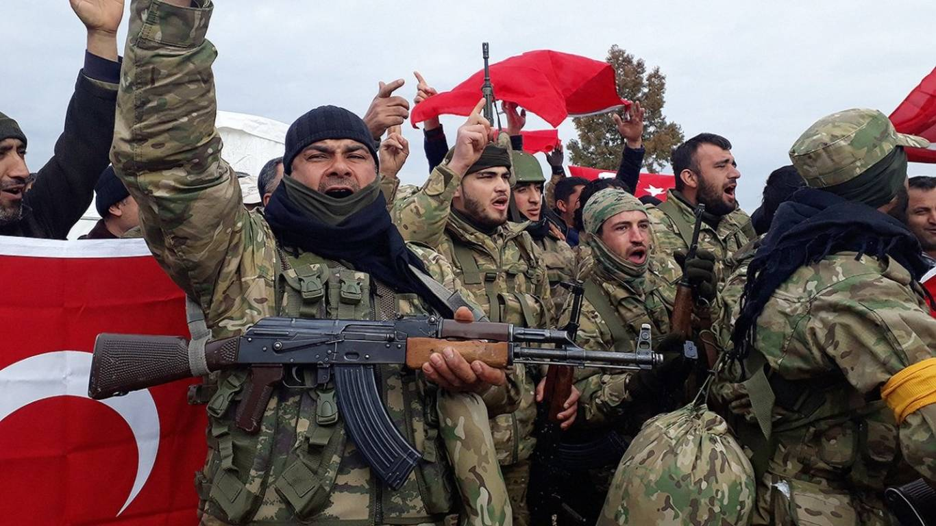 Рейтинг лучших армий мира Турция