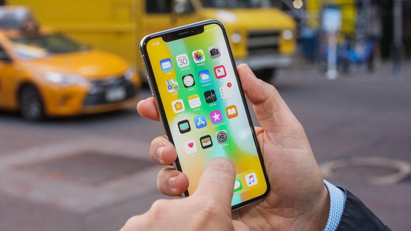 Лучшие смартфоны 2018 года рейтинг  iPhone X