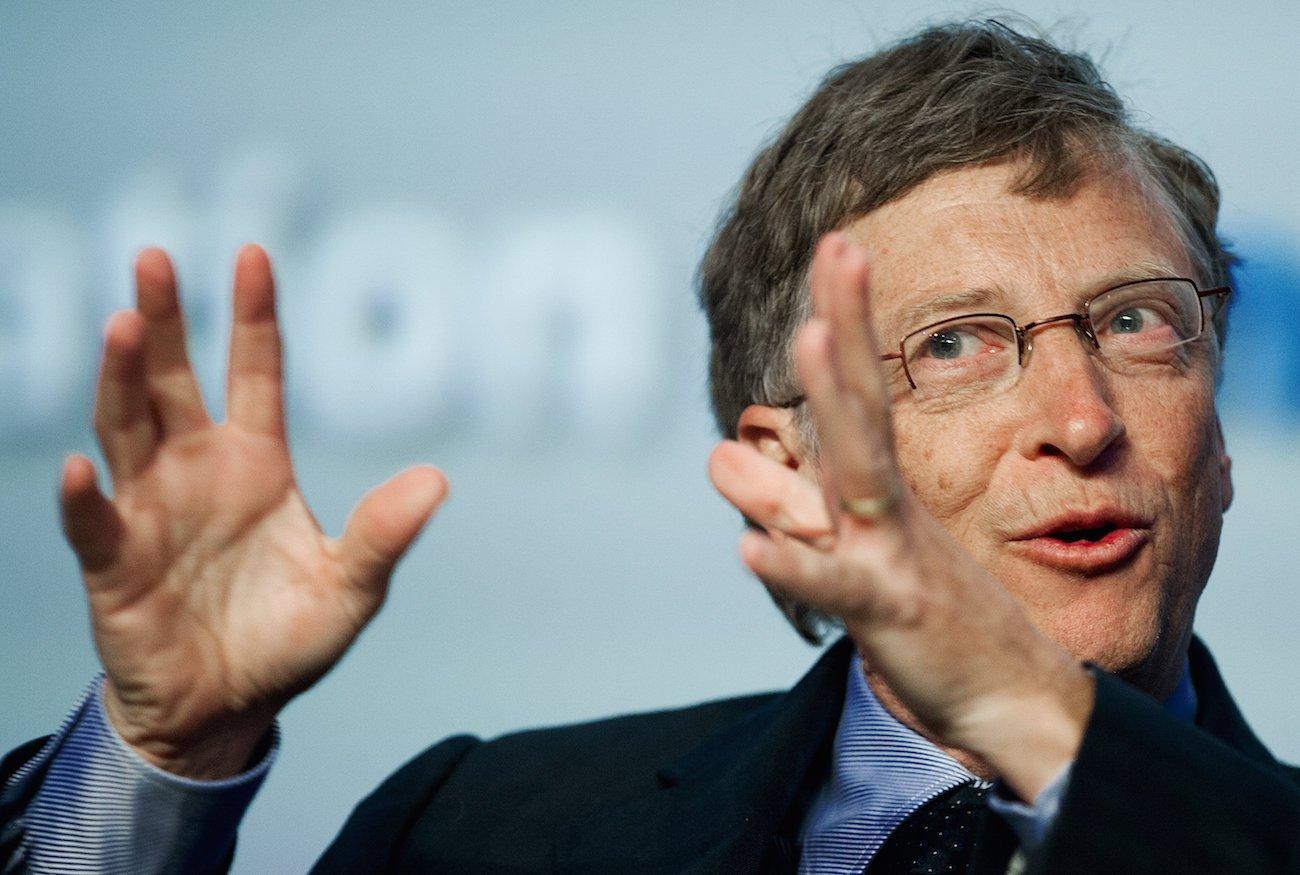 Самые богатые люди в мире 2018 Билл Гейтс