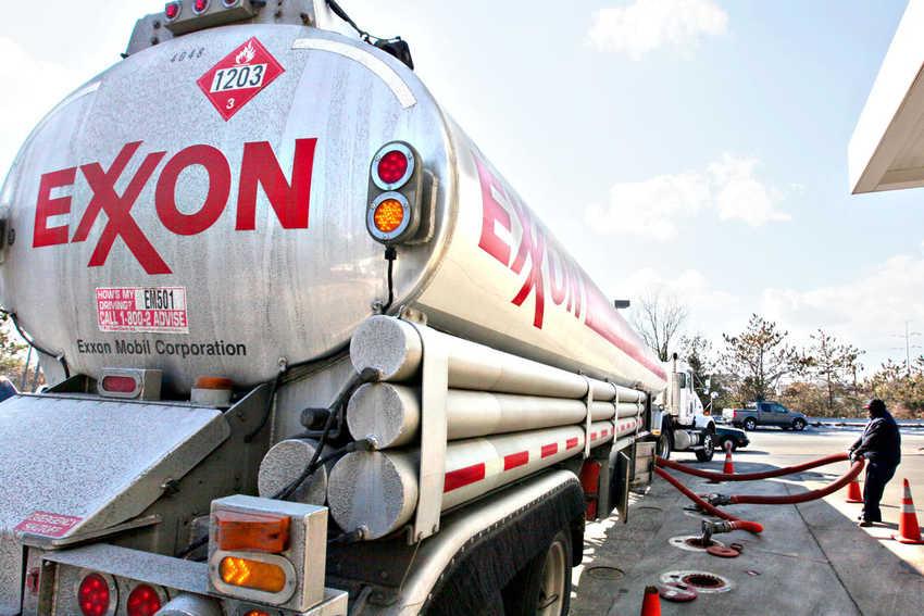Стоимость самых крупных компаний мира ExxonMobil