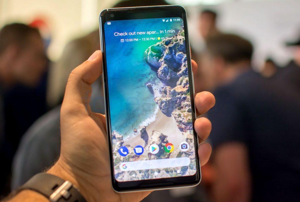 Лучшие смартфоны 2018 года GooglePixel 2XL