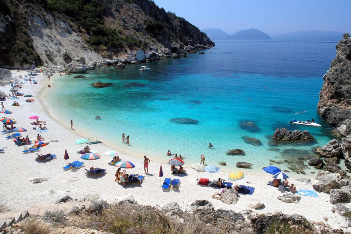 самые дешевые страны для отдыха 2018 Греция