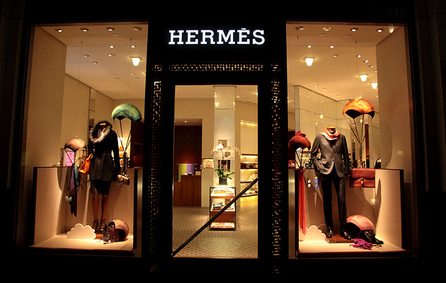 Самые дорогие бренды одежды Hermes