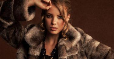 Норковая шуба для женщин