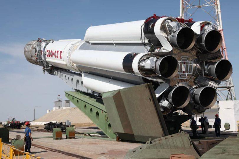 Ракета многоразового использования от S7 Space