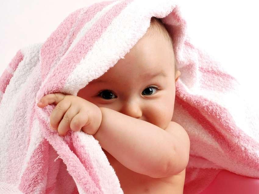 Новорожденный спас маму от рака