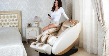Массажные кресла с релакс-эффектом
