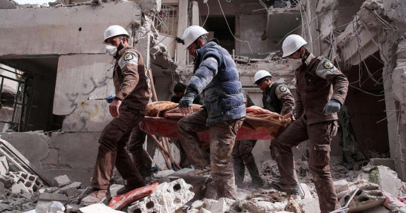 провокация Сирии раскрыта