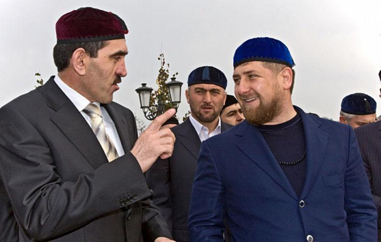 Кадыров создал указ о новой границе Чечни