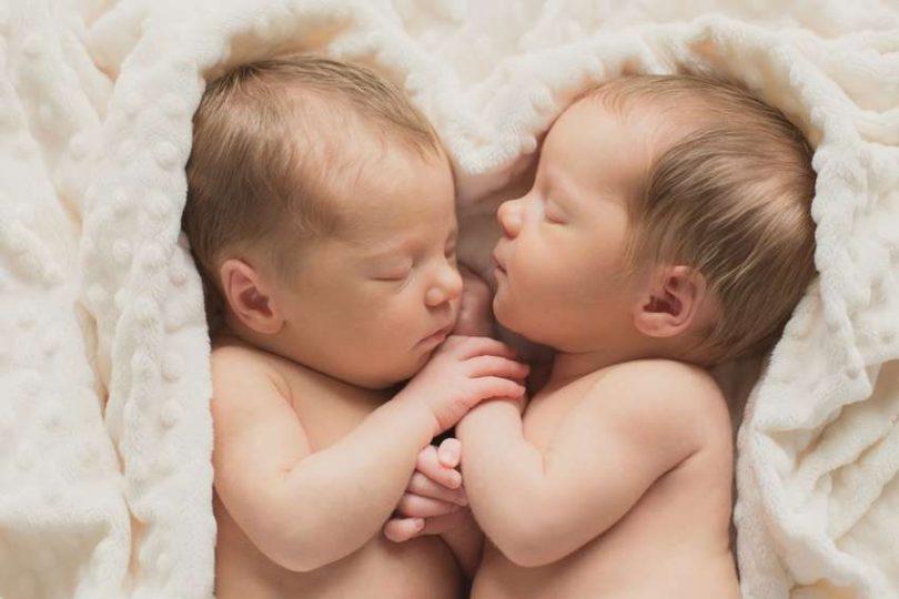 Я родила двойню