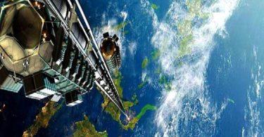 Технология космического лифта в действии