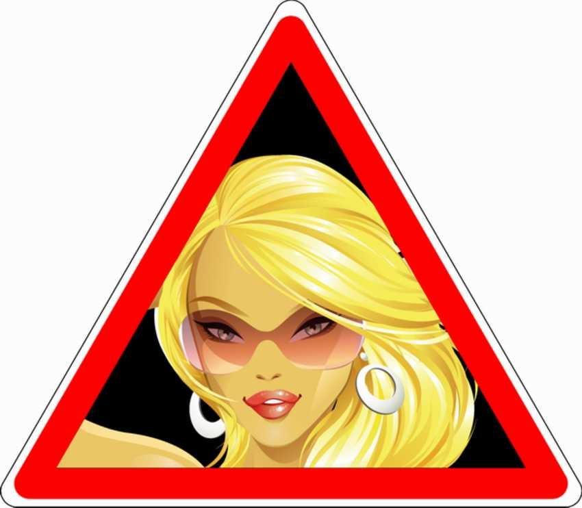 Блондинка и шашлык — вещи несовместимые