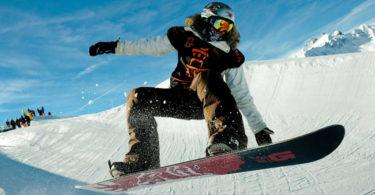 Особенности сноубордов и экстремальный джиббинг