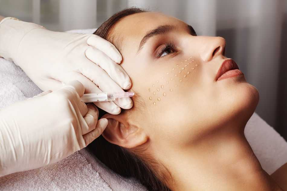 Биоревитализация кожи лица: особенности процедуры